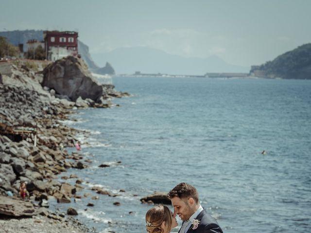 Il matrimonio di Miriam e Agostino a Pozzuoli, Napoli 101