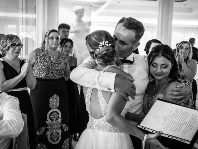 Il matrimonio di Miriam e Agostino a Pozzuoli, Napoli 120
