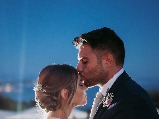 Il matrimonio di Miriam e Agostino a Pozzuoli, Napoli 125
