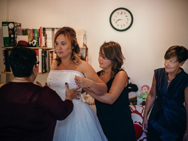 Il matrimonio di Ilaria e Andrea a Lerici, La Spezia 28