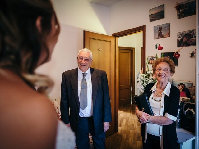 Il matrimonio di Ilaria e Andrea a Lerici, La Spezia 30