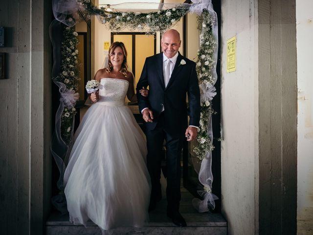 Il matrimonio di Ilaria e Andrea a Lerici, La Spezia 42