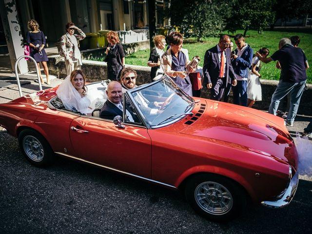 Il matrimonio di Ilaria e Andrea a Lerici, La Spezia 44