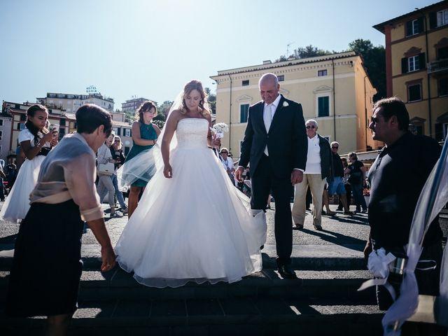 Il matrimonio di Ilaria e Andrea a Lerici, La Spezia 45