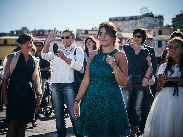 Il matrimonio di Ilaria e Andrea a Lerici, La Spezia 46