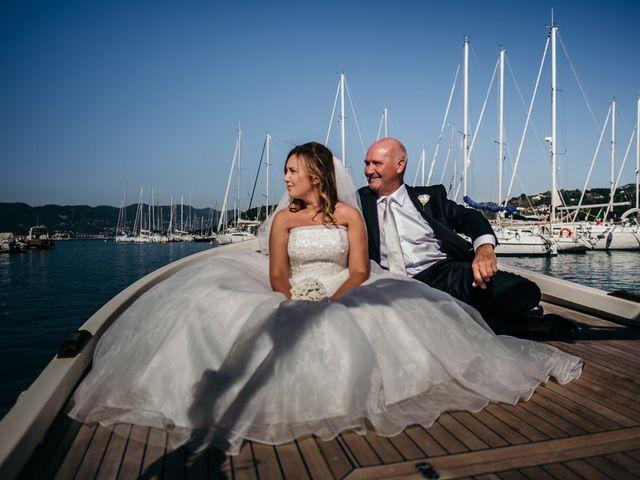Il matrimonio di Ilaria e Andrea a Lerici, La Spezia 47