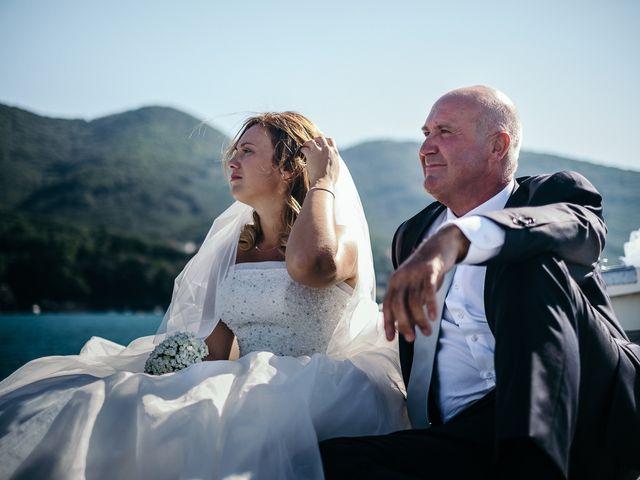 Il matrimonio di Ilaria e Andrea a Lerici, La Spezia 50