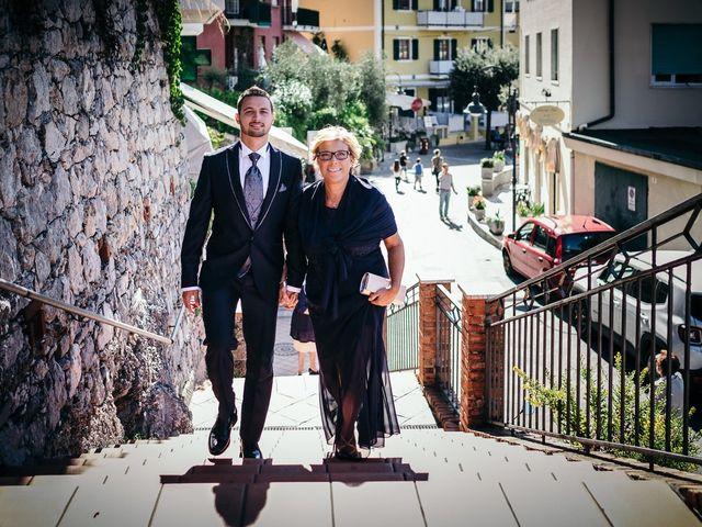 Il matrimonio di Ilaria e Andrea a Lerici, La Spezia 52