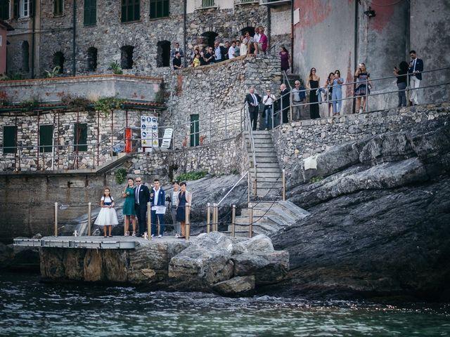 Il matrimonio di Ilaria e Andrea a Lerici, La Spezia 55