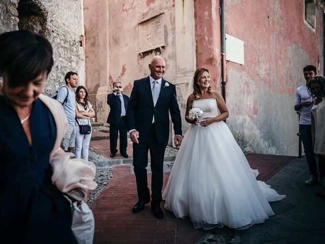 Il matrimonio di Ilaria e Andrea a Lerici, La Spezia 57