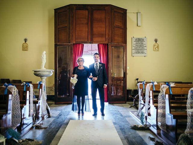 Il matrimonio di Ilaria e Andrea a Lerici, La Spezia 59