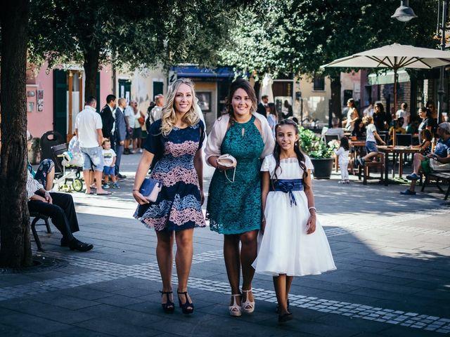 Il matrimonio di Ilaria e Andrea a Lerici, La Spezia 60