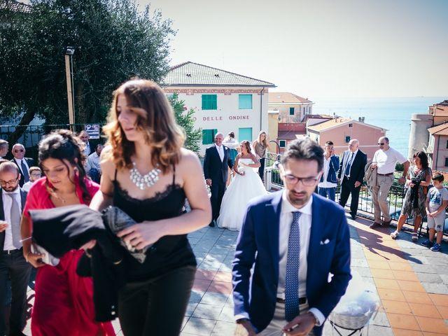 Il matrimonio di Ilaria e Andrea a Lerici, La Spezia 63