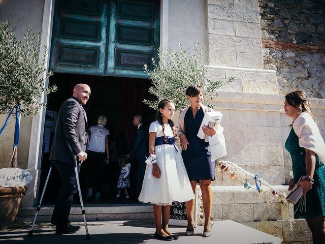 Il matrimonio di Ilaria e Andrea a Lerici, La Spezia 64