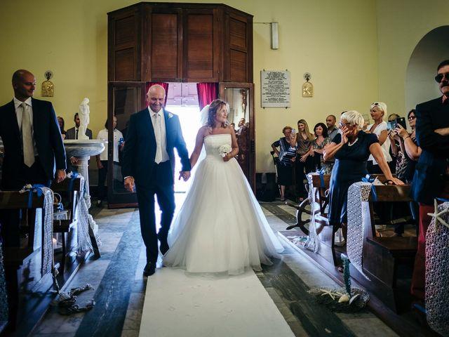 Il matrimonio di Ilaria e Andrea a Lerici, La Spezia 66