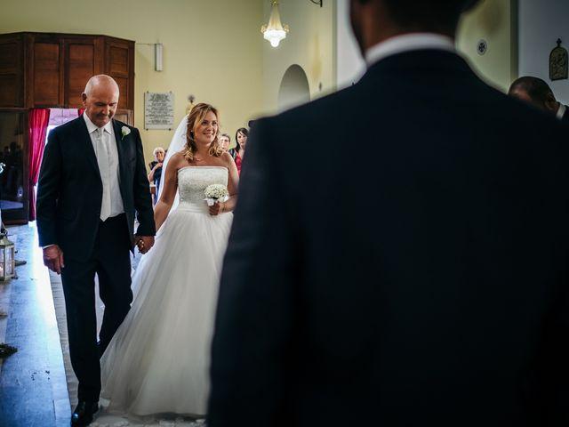 Il matrimonio di Ilaria e Andrea a Lerici, La Spezia 68
