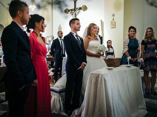 Il matrimonio di Ilaria e Andrea a Lerici, La Spezia 71