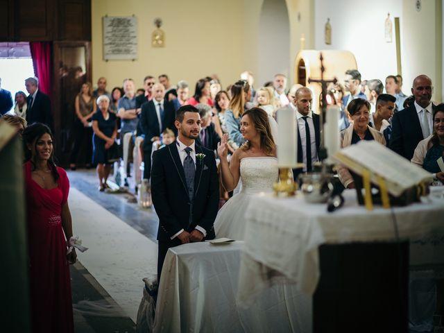 Il matrimonio di Ilaria e Andrea a Lerici, La Spezia 72