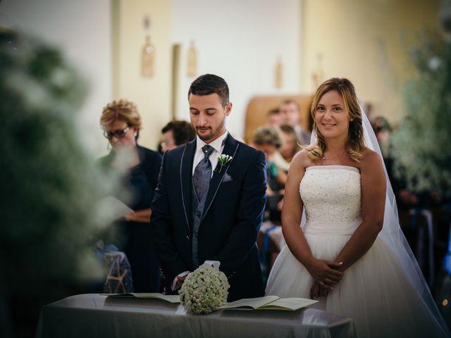 Il matrimonio di Ilaria e Andrea a Lerici, La Spezia 73