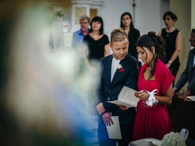 Il matrimonio di Ilaria e Andrea a Lerici, La Spezia 74