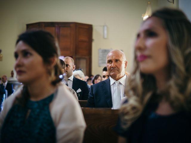 Il matrimonio di Ilaria e Andrea a Lerici, La Spezia 77