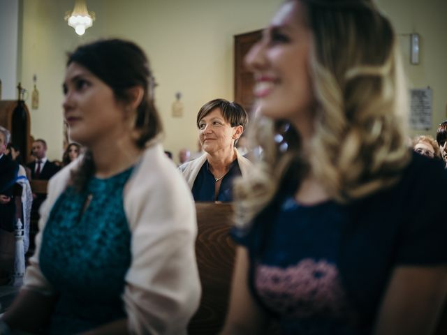 Il matrimonio di Ilaria e Andrea a Lerici, La Spezia 78