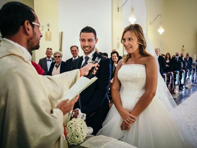 Il matrimonio di Ilaria e Andrea a Lerici, La Spezia 80