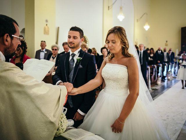 Il matrimonio di Ilaria e Andrea a Lerici, La Spezia 81