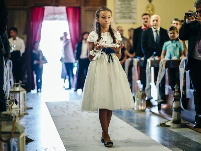 Il matrimonio di Ilaria e Andrea a Lerici, La Spezia 82