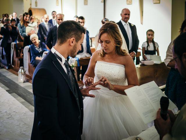 Il matrimonio di Ilaria e Andrea a Lerici, La Spezia 86