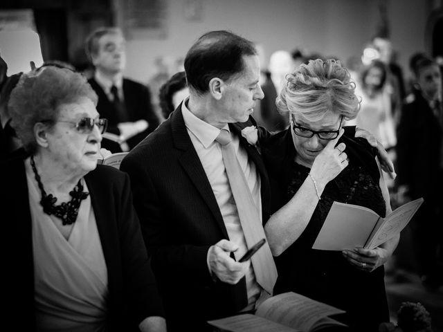 Il matrimonio di Ilaria e Andrea a Lerici, La Spezia 87