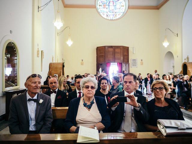 Il matrimonio di Ilaria e Andrea a Lerici, La Spezia 88