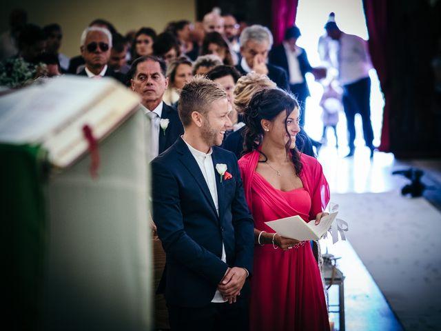 Il matrimonio di Ilaria e Andrea a Lerici, La Spezia 90