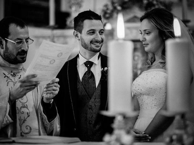 Il matrimonio di Ilaria e Andrea a Lerici, La Spezia 94