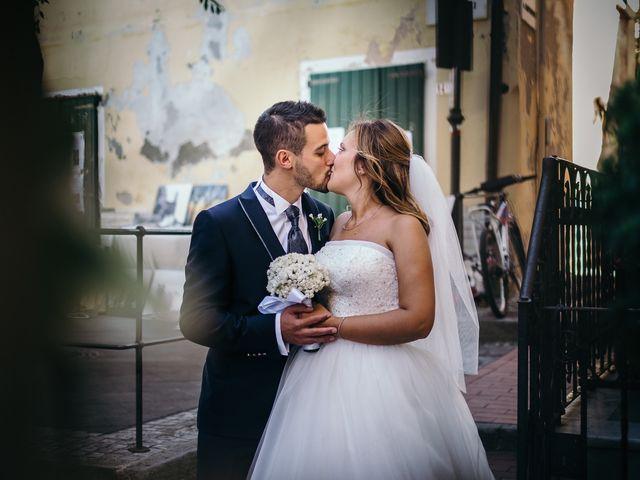 Il matrimonio di Ilaria e Andrea a Lerici, La Spezia 102