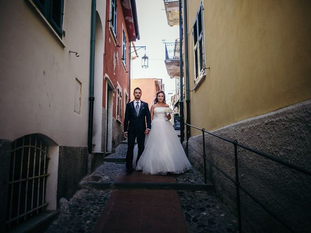 Il matrimonio di Ilaria e Andrea a Lerici, La Spezia 104