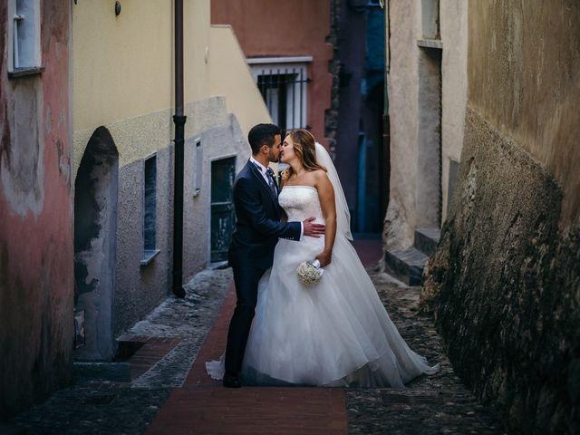 Il matrimonio di Ilaria e Andrea a Lerici, La Spezia 105