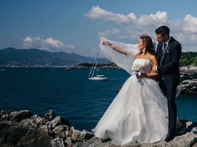 Il matrimonio di Ilaria e Andrea a Lerici, La Spezia 107
