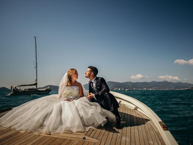 Il matrimonio di Ilaria e Andrea a Lerici, La Spezia 108