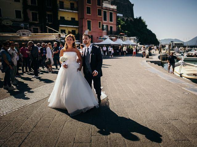 Il matrimonio di Ilaria e Andrea a Lerici, La Spezia 113