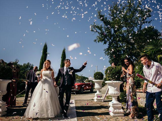 Il matrimonio di Ilaria e Andrea a Lerici, La Spezia 117