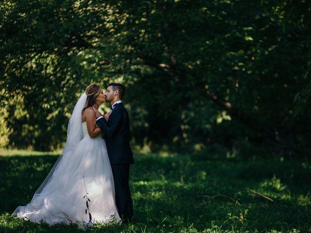 Il matrimonio di Ilaria e Andrea a Lerici, La Spezia 118