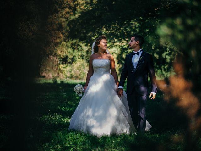 Il matrimonio di Ilaria e Andrea a Lerici, La Spezia 119