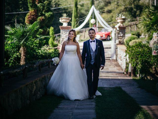 Il matrimonio di Ilaria e Andrea a Lerici, La Spezia 121
