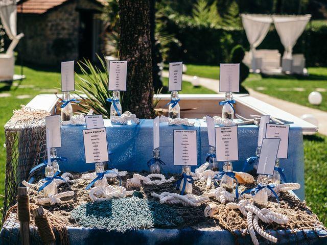 Il matrimonio di Ilaria e Andrea a Lerici, La Spezia 122