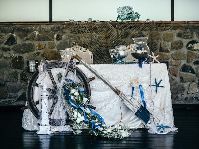 Il matrimonio di Ilaria e Andrea a Lerici, La Spezia 123