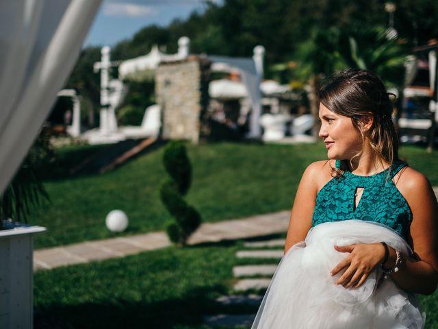 Il matrimonio di Ilaria e Andrea a Lerici, La Spezia 124