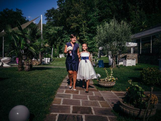 Il matrimonio di Ilaria e Andrea a Lerici, La Spezia 125