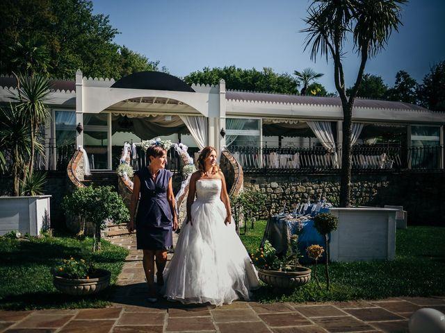 Il matrimonio di Ilaria e Andrea a Lerici, La Spezia 127