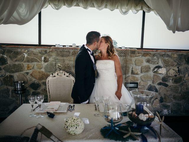 Il matrimonio di Ilaria e Andrea a Lerici, La Spezia 130